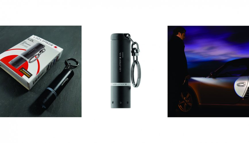 LED KEYRING TORCH – JULY SPECIAL